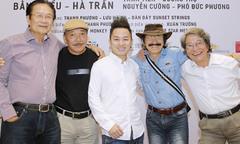 Tùng Dương làm live concert về 4 nhạc sĩ 'Bộ tứ sông Hồng'