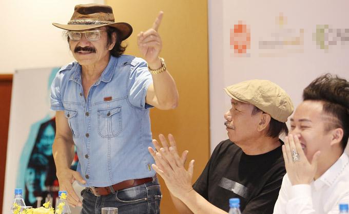 Nguyễn Cường và Trần Tiến đều rất quý mến giọng ca Con cò.