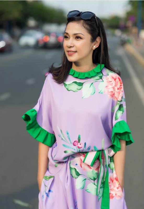 Việt Trinh đượcmệnh danh là Nữ hoàng ảnh lịch.