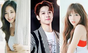 Dàn trai xinh gái đẹp Trung Quốc 'phủ sóng' tại Hàn Quốc