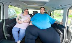 Chàng trai 230 kg bị taxi từ chối phục vụ vì 'làm gãy hệ thống giảm xóc'