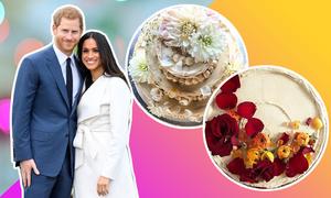 Hoàng tử Anh phá lệ chọn bánh lạ cho ngày cưới