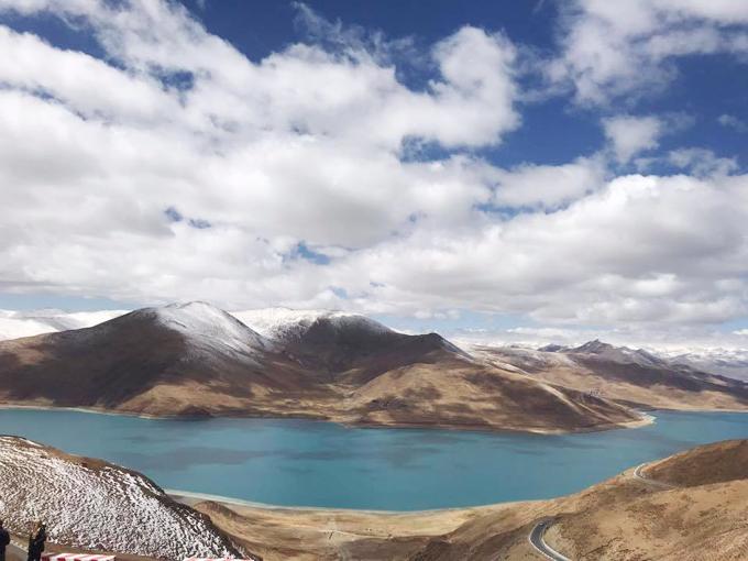 Hành trình đi tìm bình yên ở Tây Tạng của Hoa hậu Hương Giang - 10