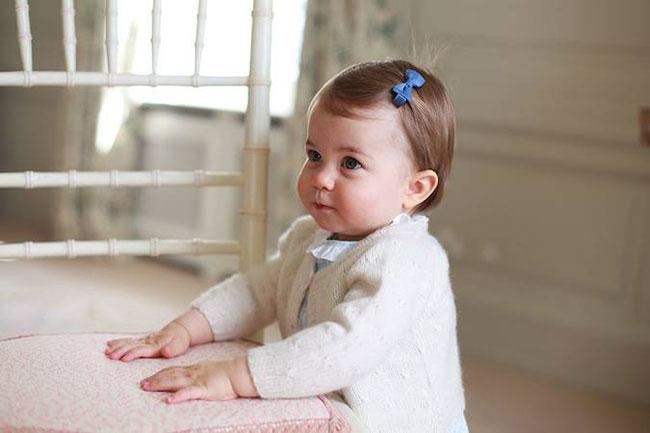 Thêm một bức ảnh Kate chụp con gái được nhận định là có ảnh sáng hoàn hảo chứng tỏ Kate đã dần hoàn thiện kỹ năng chụp ảnh
