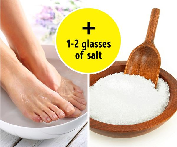 10 mẹo với muối giúp bạn làm việc nhà nhàn tênh - 6