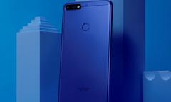 Honor 7C hết hàng trong đợt 'flash sale' đầu tiên