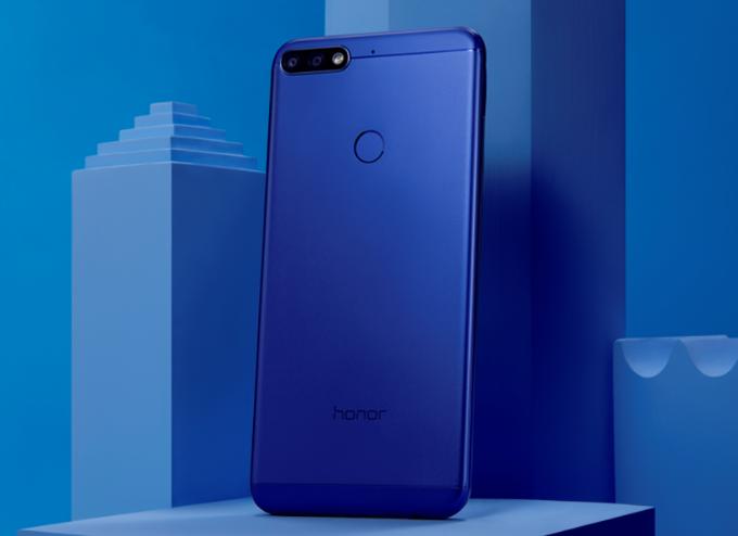 Honor 7C được trang bị những tính năng đúng nhu cầu người dùng vớimức giá hấp dẫn.