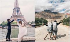 Cặp đôi cùng 'thoát ế' nhờ chung sở thích đi du lịch