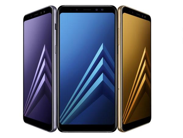 Galaxy A6, A6+ giá 7 và 9 triệu đồng ở Việt Nam