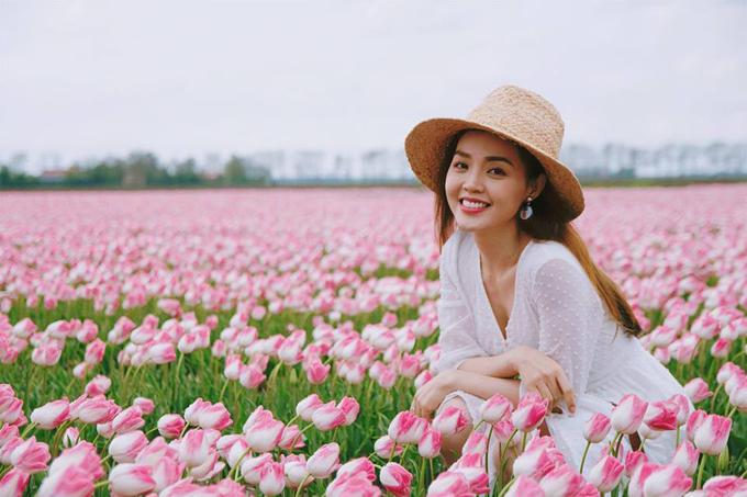 Sao Việt nô nức tới Hà Lan ngắm mùa hoa tulip đẹp nao lòng - 4