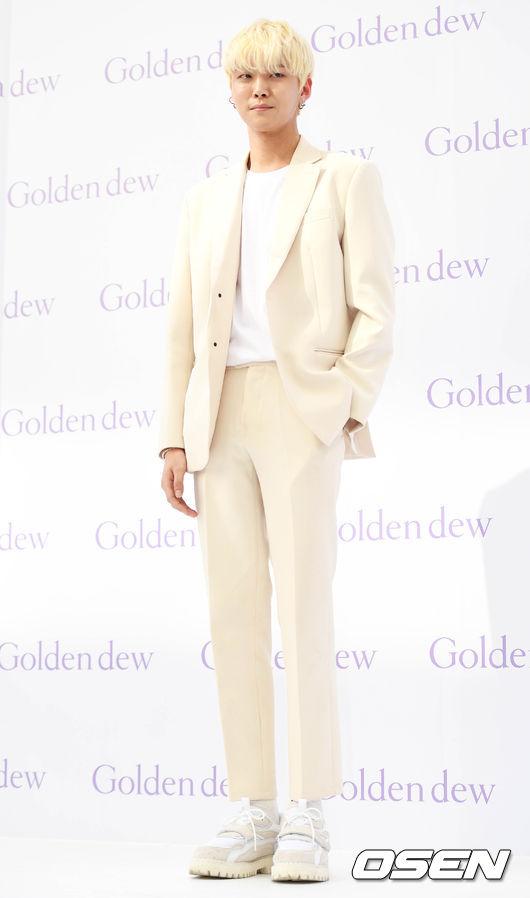 Người mẫu Joo Won Dae.