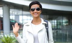 Hoa hậu H'Hen Niê: 'Tiếng Anh của tôi còn hạn chế khi thi quốc tế'