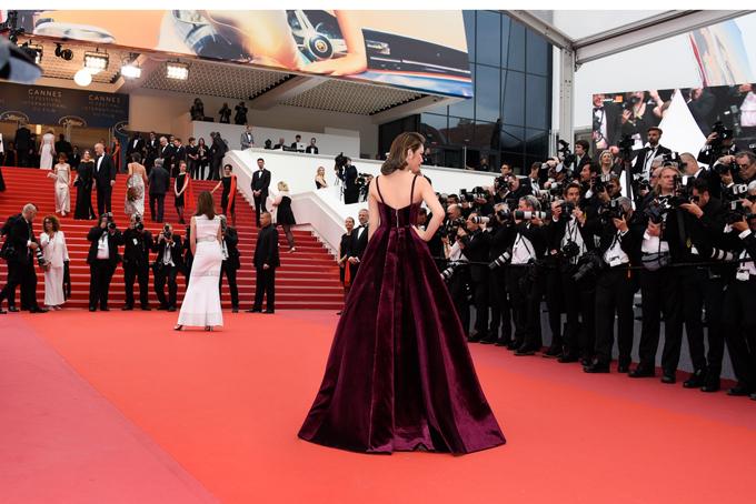 Trong ngày thứ ba có mặt tại Cannes, Lý Nhã Kỳ đã thưởng thức bộ phim Pháp Plaire, Aimer Et couvrir vite do Christophe Honoré đạo diễn. Đến với Cannes, cùng thưởng thức những tác phẩm điện ảnh vàgiao lưu, hợp tác với những nhân vật hàng đầu của ngành công nghiệp điện ảnh giúp tôi đưa ra nhiều quyết định đúng đắn trong hoạt động điện ảnh của mình.