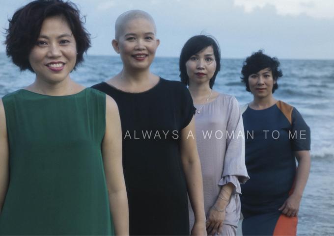 Nữ thiết kế đã truyền cảm hứng đến những bệnh nhân ung thư vúvề việc yêu bản thân và làm đẹp cho mình hơn mà không bị giới hạn bởi bất cứ rào cản hay tự ti nào.