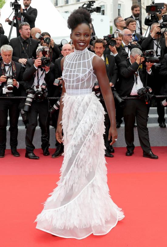 Nữ diễn viên Hollywood, Lupita Nyongo.