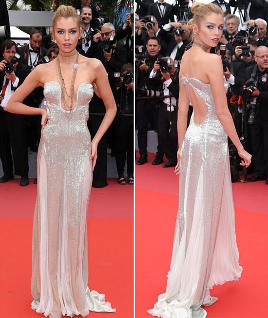 Bạn gái của Stella - nữ diễn viên Kristen Stewart là giám khảo của liên hoan phim Cannes năm nay.