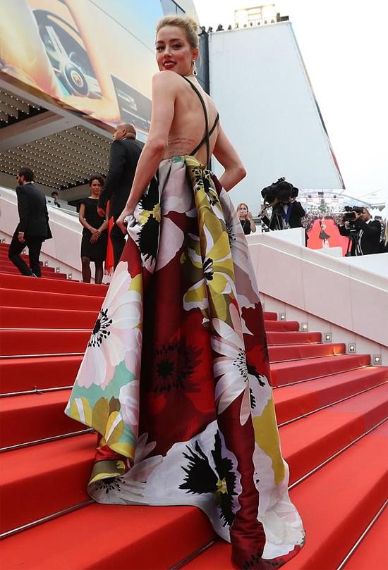 Vợ cũ của tài tử Johnny Depp từng được tạp chí GQ bầu chọn là người phụ nữ quyến rũ nhất thế giới.