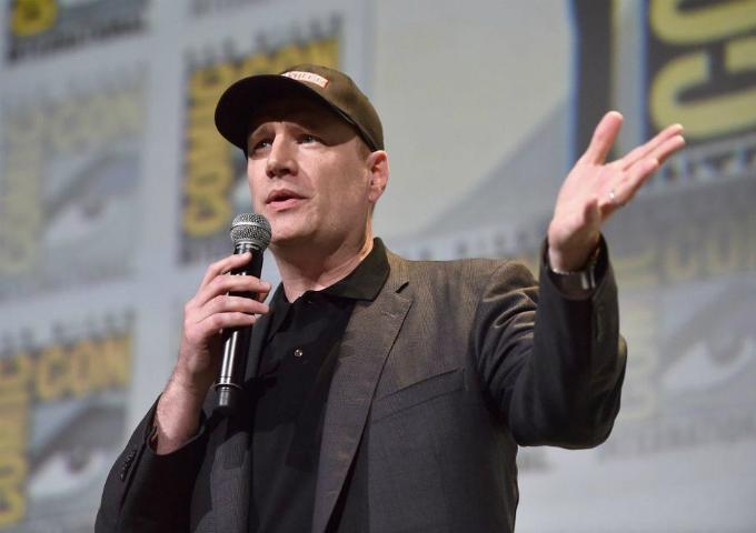 Chủ tịch Marvel 45 tuổi là fan siêu anh hùng chân chính từ thuở nhỏ. Ảnh:Disney.