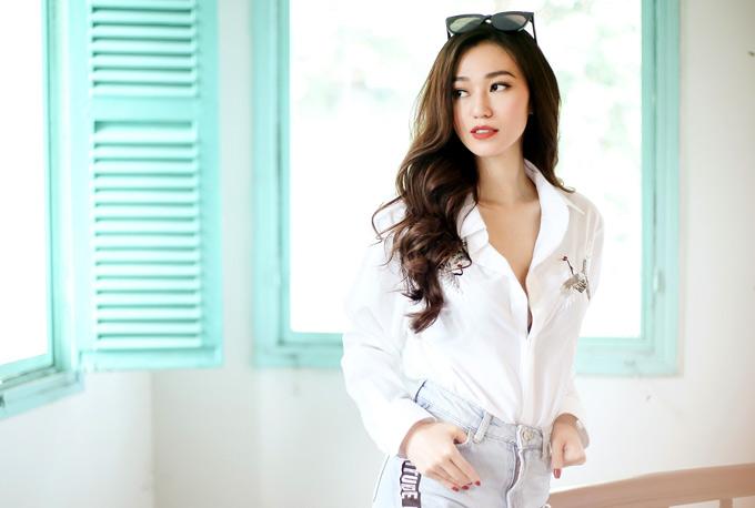 Diễn viên Khánh My.