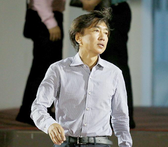 HLV Miura vẫn được tin tưởng dù thành tích của CLB TP HCM không tốt.