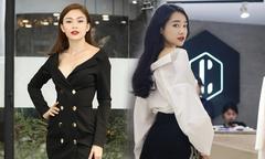 Nhã Phương, Mâu Thủy chọn đồ để diện trong show Phạm Hương