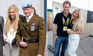 Hoàng tử Harry mời 3 bạn gái cũ tới dự đám cưới