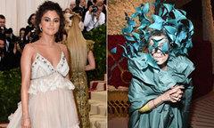 Trang phục kém sang, lạc chủ đề tại Met Gala 2018