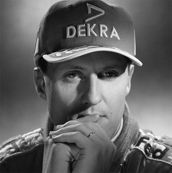 Con gái Michael Schumacher không nói về sức khỏe của bố - 1