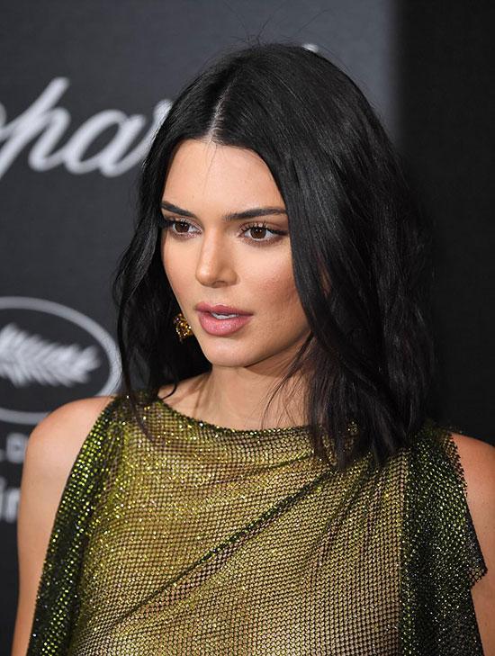 Siêu mẫu nhà Kardashian là gương mặt xuất hiện thường xuyên ở mỗi kỳ liên hoan phim Cannes.