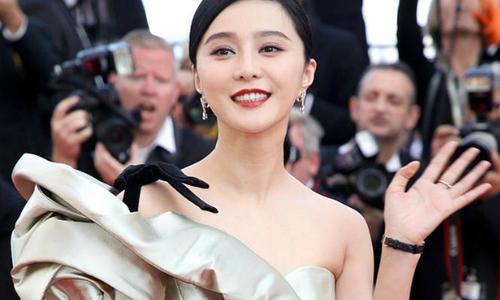 Phạm Băng Băng hóa 'đóa hồng kiêu sa' trong ngày thứ tư ở Cannes