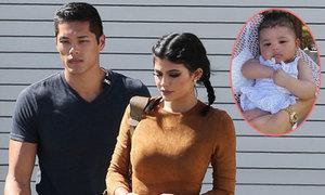 Vệ sĩ gốc Hàn phủ nhận là bố đẻ của con gái Kylie Jenner
