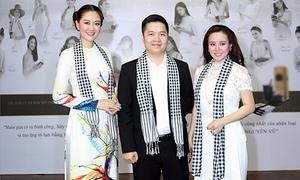 Hoa hậu Đàm Lưu Ly, Vy Oanh đi 'truyền lửa' cho sinh viên