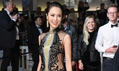Vũ Ngọc Anh đeo trang sức gần 5 tỷ lên thảm đỏ LHP Cannes