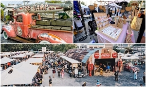 Khu chợ trời chuyên thời trang vintage ở Bangkok