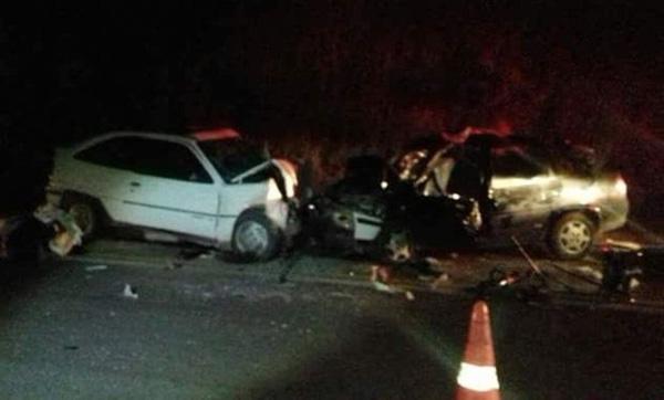 Hiện trường vụ tai nạn tối muộn ngày 11/5. Ảnh: Matt Roper.