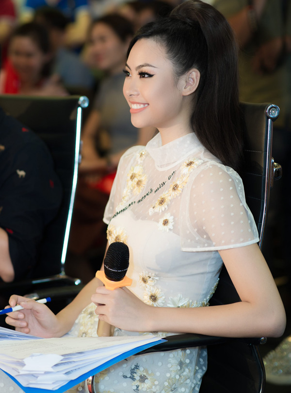 Đào Thị Hà cũng từng thấy mình giống Tăng Thanh Hà - 5