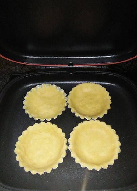 Cách làm bánh tart không cần lò nướng - 1