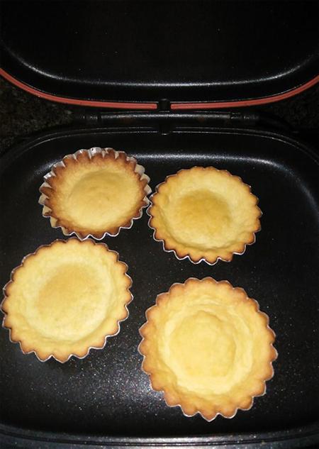 Cách làm bánh tart không cần lò nướng - 2