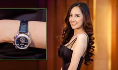 Mai Phương Thúy khoe đồng hồ mới tậu 1,8 tỷ đồng