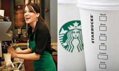 Những 'mật mã' riêng chỉ nhân viên ở Starbucks mới biết