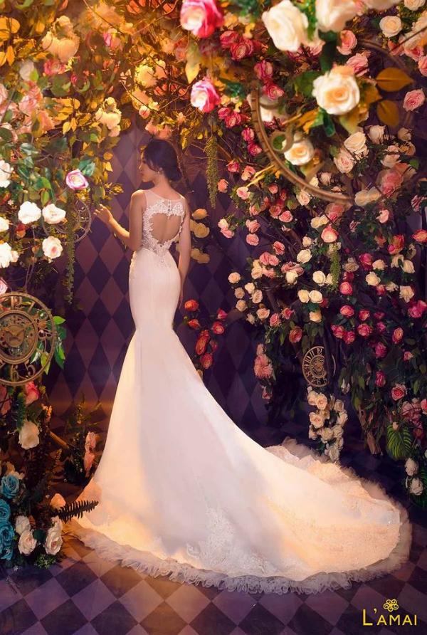 Hoa hậu Đỗ Mỹ Linh hoá công chúa trong xứ thần tiên - 6