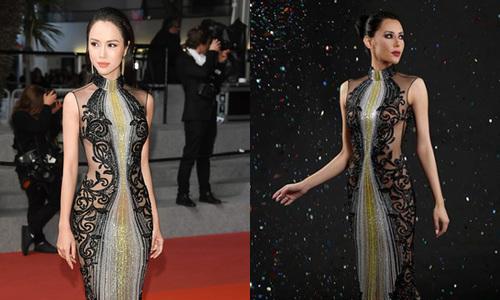 Vũ Ngọc Anh trần tình vụ nói dối mặc váy hiệu gần 1 tỷ tại Cannes