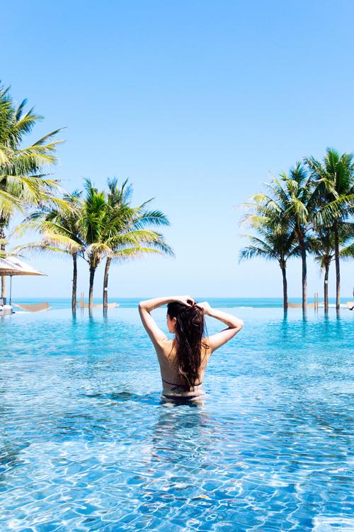 Fusion Maia là khu nghỉ dưỡng siêu đẹp ngay sát biển được chấm điểm khá cao từ các trang đánh giá du lịch uy tín.