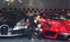 Benzema - dân chơi siêu xe có hạng làng bóng đá