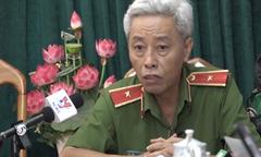 Tướng Phan Anh Minh làm rõ thông tin công an dửng dưng với vụ sát hại hiệp sĩ