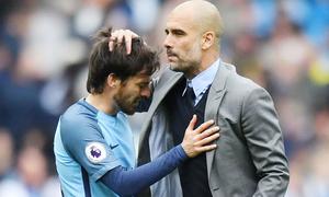 David Silva cảm thấy mắc nợ HLV Guardiola cả đời