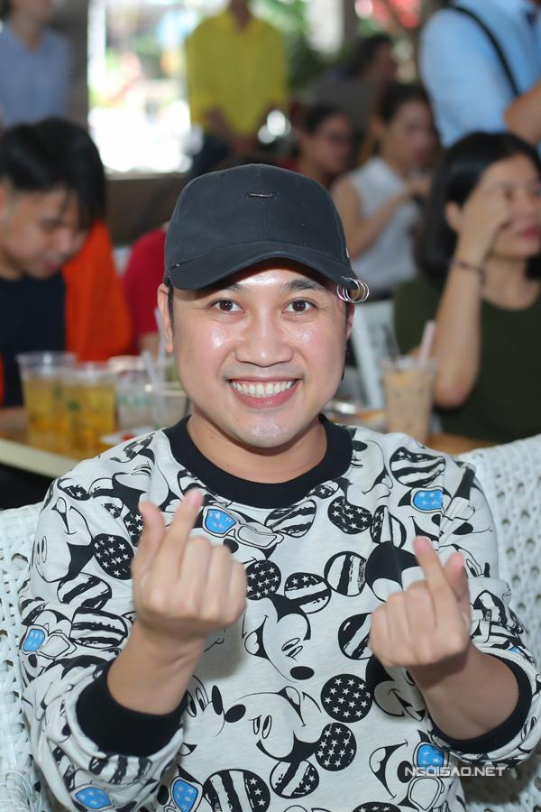 Ca sĩ Don Nguyễn.