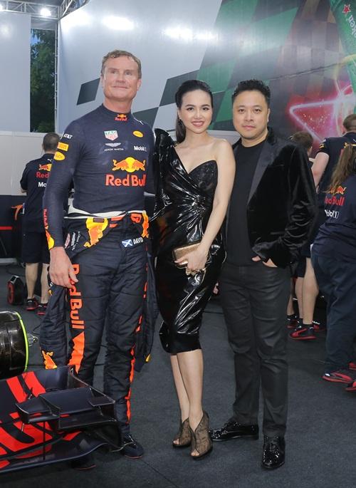 Loạt sao nam cuồng xe đua lừng danh F1 - 6