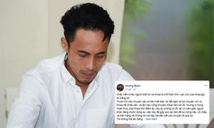 Sao Việt ủng hộ khi Phạm Anh Khoa nói lời xin lỗi