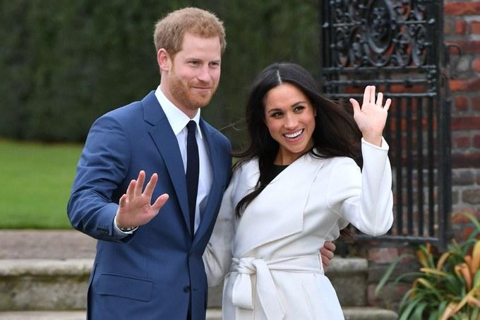 Quy tắc thời trang đối với khách dự đám cưới Hoàng gia